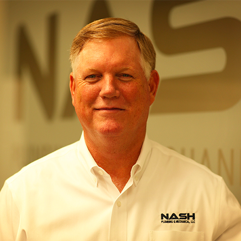 Division President, Nash Plumbing and Mechanical