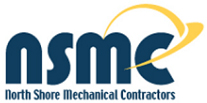 NSMC North Shore Mechanical at Contractors Logo