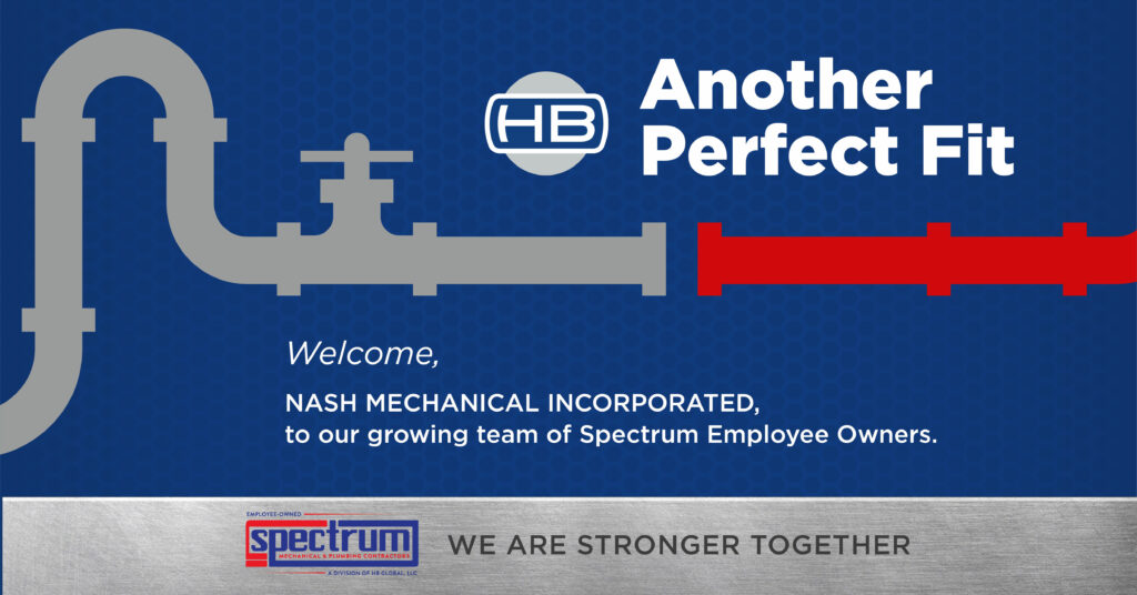 Spectrum Merger with Nash